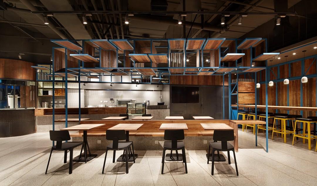 欧洲餐厅设计风格